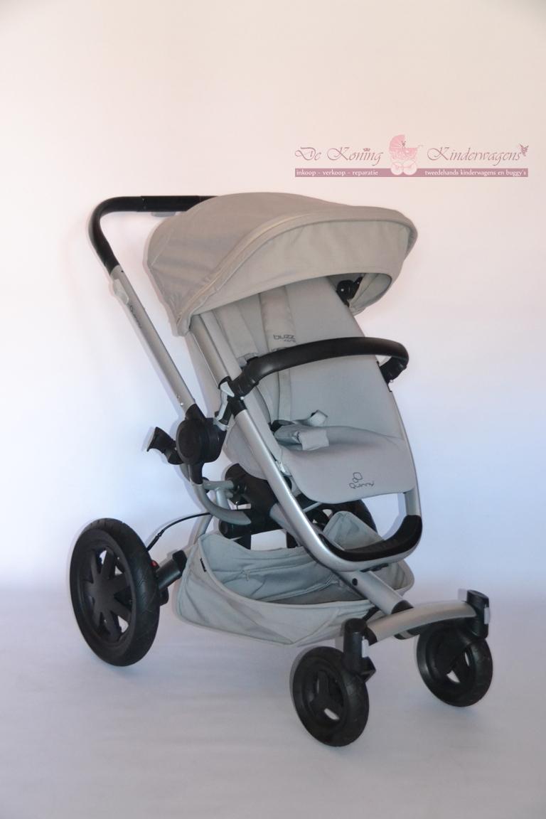 quinny buzz xtra grey gravel 3 in 1 kinderwagen de koning kinderwagens. Black Bedroom Furniture Sets. Home Design Ideas