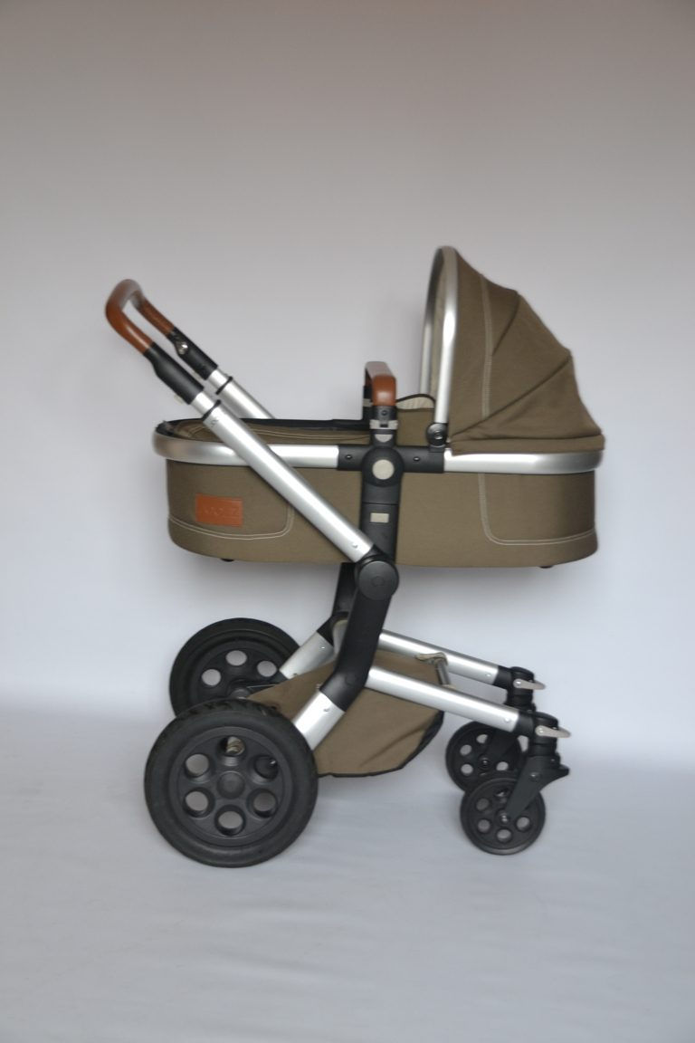 Welp Joolz Day Earth Turtle Green 3-in-1 Kinderwagen - De Koning FK-88